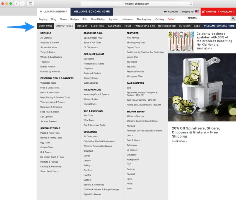 overwhelming-menus-landing-page